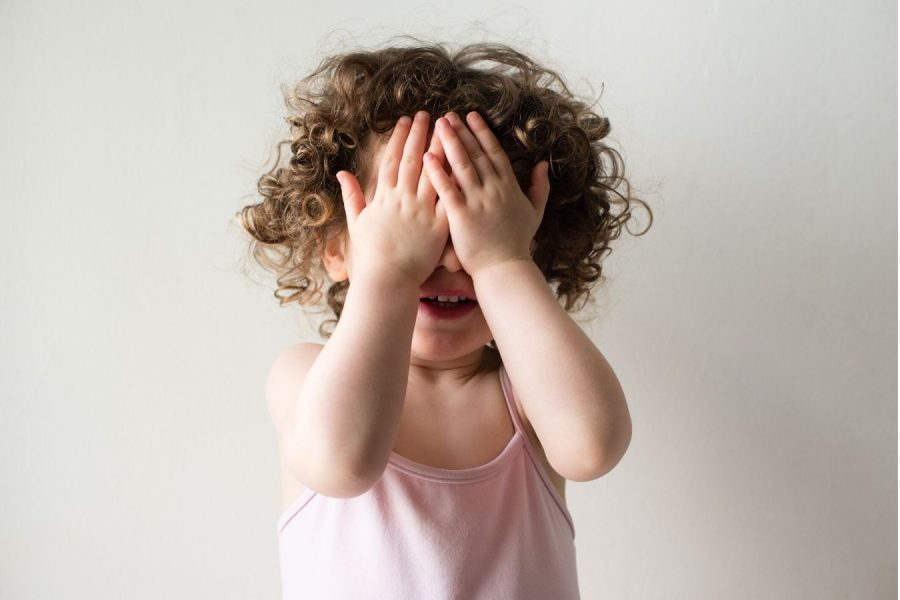 Are Toddlers Self-Conscious?