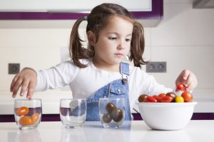 Measuring activities for toddlers