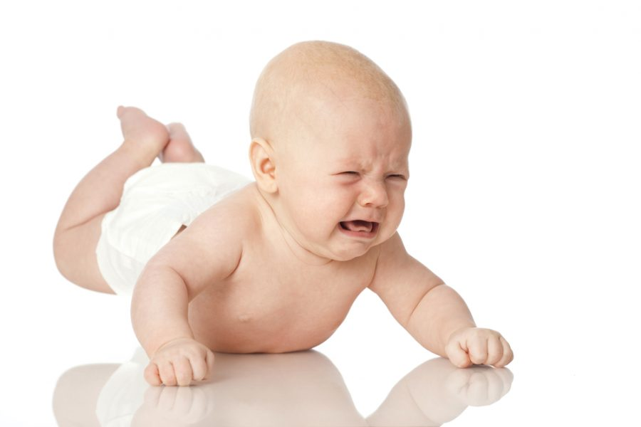 Help, My Baby Hates Tummy Time!