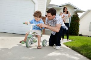 A guide to toddlers and tricycles