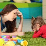 Irrational toddler behavior