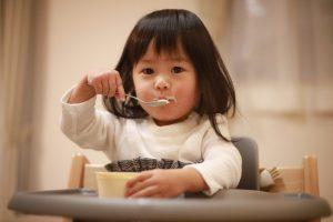 toddler eating enough
